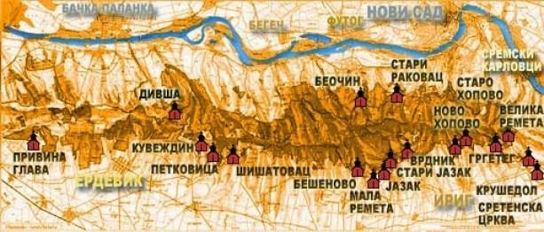 mapa-manastira