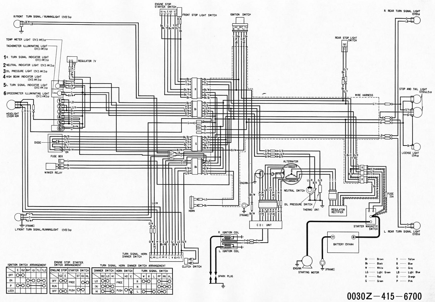 90 Honda Accord Wiring Diagrams