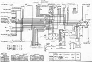 File:1981 honda cx500 wiring diagram cx500cjpg  Honda CX