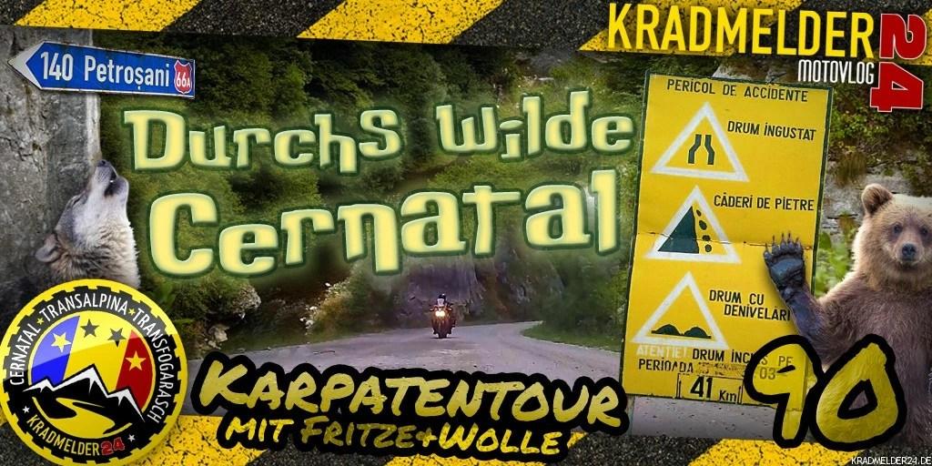 Durchs wilde Cernatal
