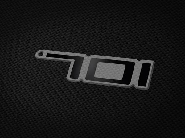 Husqvarna 701 Schlüsselanhänger von MotoWear Germany