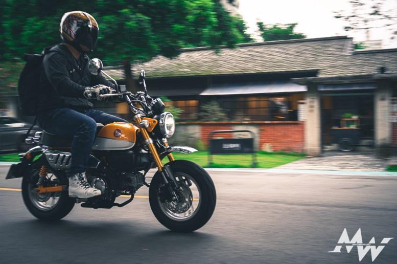 編輯試乘 Honda Monkey125 Test_動態_-3