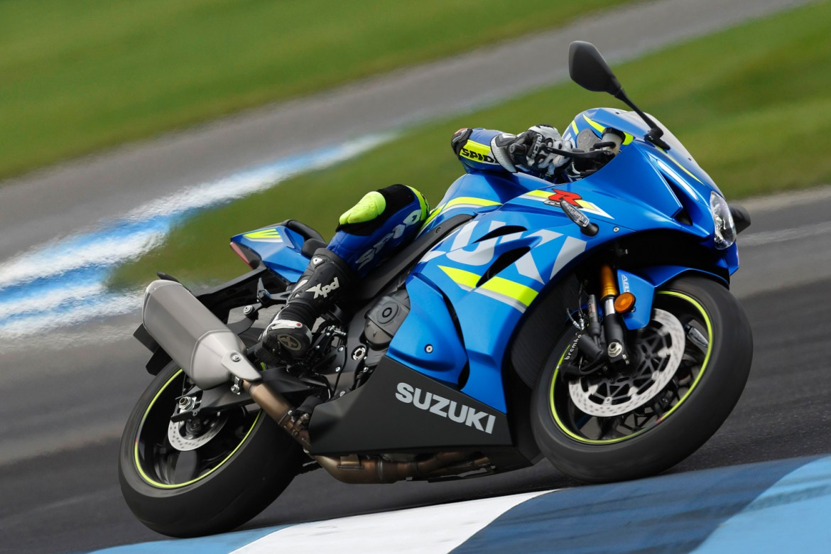 On November 17, 2015 at the EICMA Motorcycle Show, Suzuki Motor Corporation unveiled their future GSX-R1000 concept model.