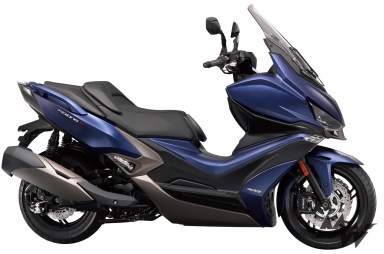 KYMCO XCITING S 400 -1