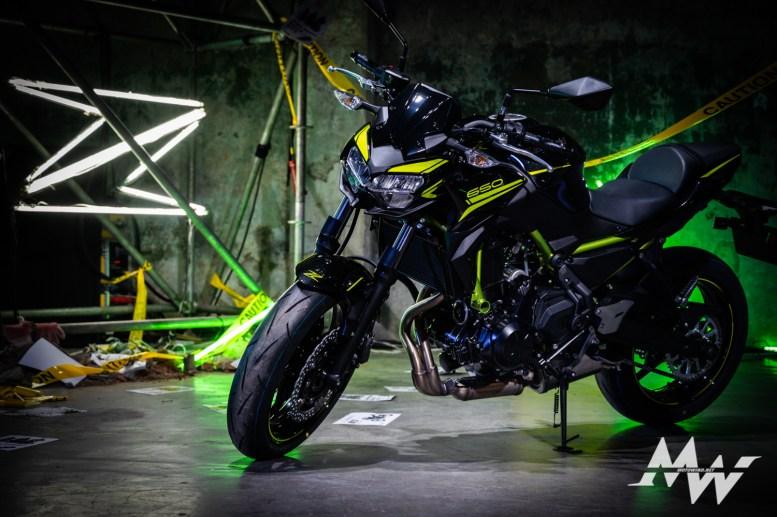 Kawasaki 2020 新車發表 NINJA 650 Z650_
