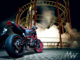 YAMAHA MT-07 Moto Cage 2015 (20 - 30)
