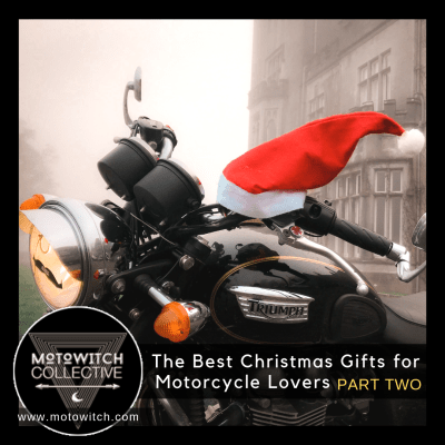 The Best Motorcycle Gifts for Christmas: Part Two
