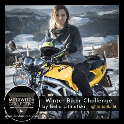 Winter Motorbike Challenge