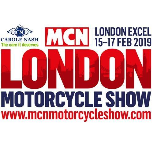 The Carole Nash MCN London Motorcycle Show 2019