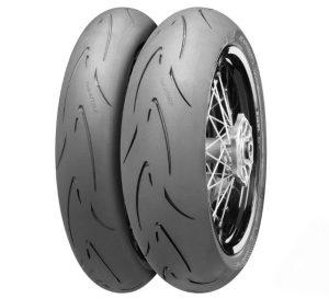 Continental Conti Attack SM Supermoto Tire