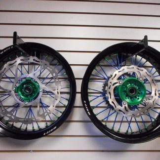 KTM Supermoto Wheel Set