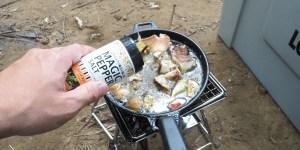 あじつけはハーブ岩塩系調味料が便利