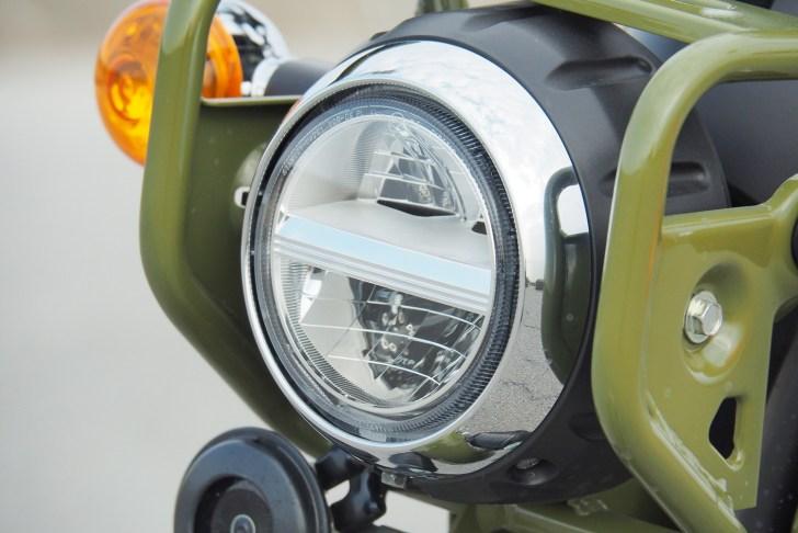 小さい丸型LEDヘッドライトASSY