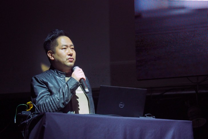 まずはシニアマーケティングマネージャーの齋藤さんのMCでスタート。