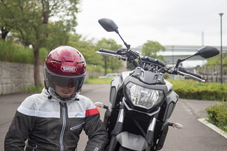 ゆっくりお借りできたので色々なバイクで試す事ができました!
