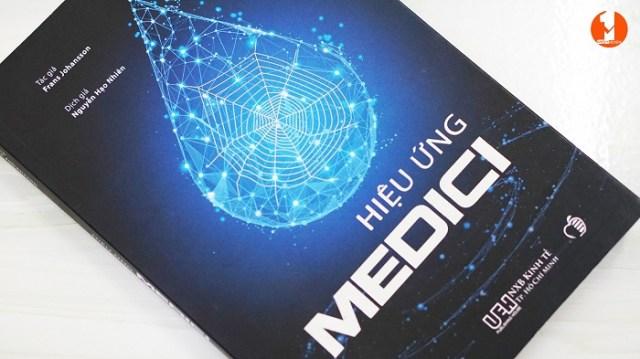 Review sách Hiệu ứng Medici
