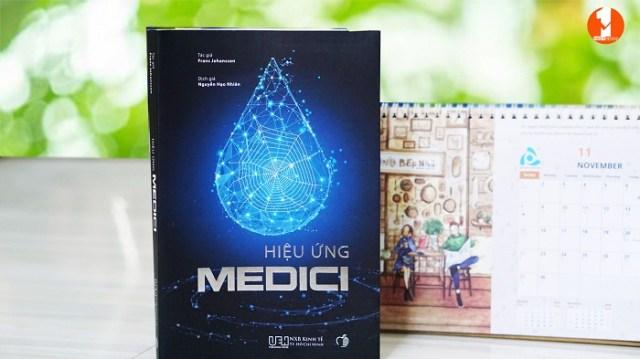 Hiệu ứng Medici cung cấp cho người đọc lối TƯ DUY SÁNG TẠO để bạn có thể sáng tạo cho bất kỳ lĩnh vực và vấn đề gì