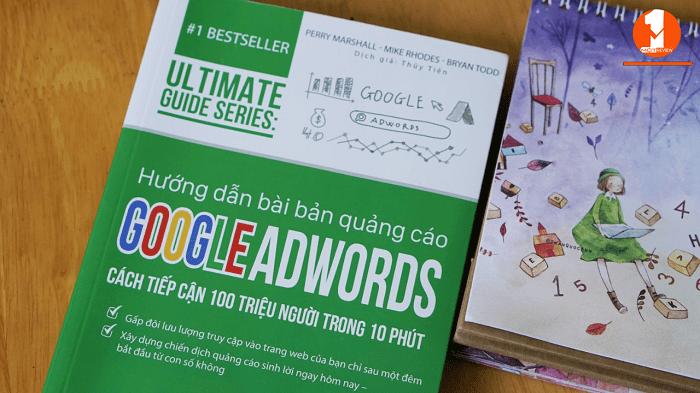 Review sách Hướng dẫn bài bản quảng cáo Google Adwords – cách tiếp cận 100 triệu người dùng trong 10 phút của ULTIMATE GUIDE SERIES
