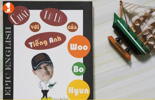 Review sách Chất lừ lừ với tiếng Anh của Woo Bo Hyun