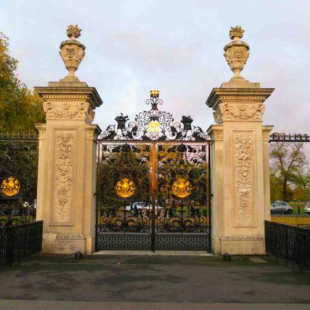 The Elizabeth Gate at Kew Gardens