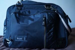 Voici THE sac à langer que je vous conseille!