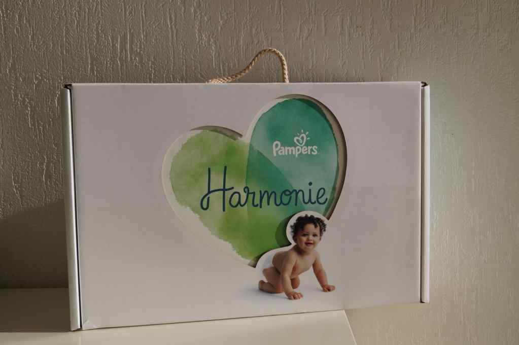 Le coffret Pampers Harmonie