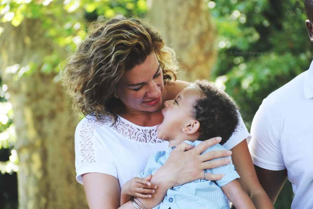 Bibou et Mots d'maman l'étape de la nounou close...