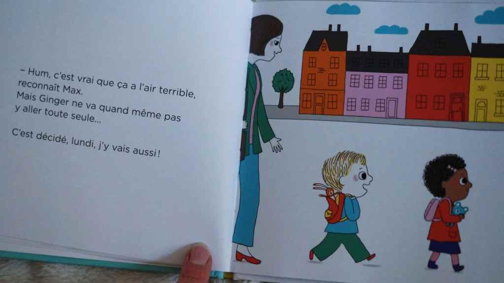 livre jeunesse Nathan Mots d'maman