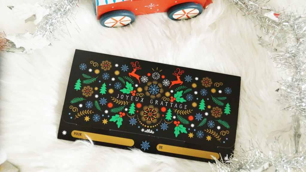 pochettes cadeaux Illiko
