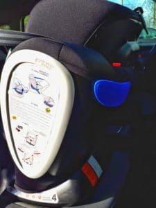siège auto prémaman 1