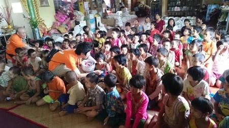 2016年5月 ミャンマー支援活動