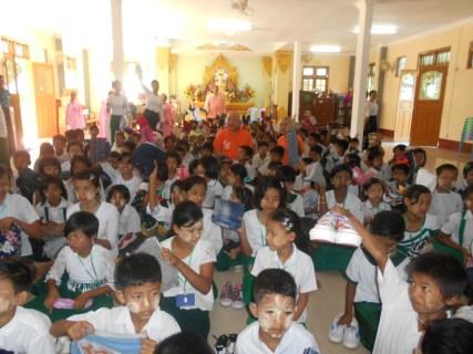 2017年9月 ミャンマー支援活動
