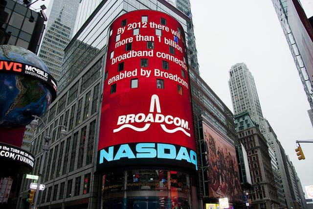 apple stock broadcom skyworks tesla