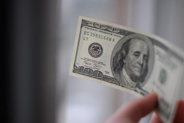 falling dollar material stocks euro pound yen