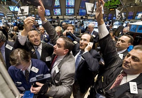 stock market fall apple