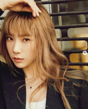 D-2 'Taeyeon's Comeback… Released Jacket Photos
