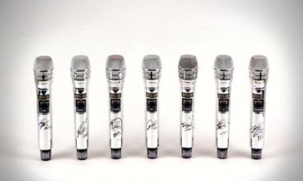 BTS' tour microphones sell for $83,200 at MusiCares Auction