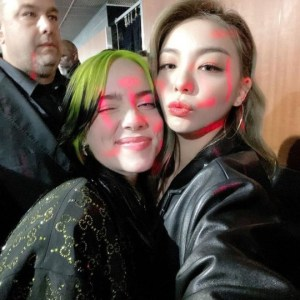 """Ailee congratulate Billie Eilish on her five crowns at Grammys """"Congrats! It's your year"""""""