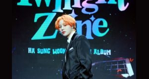 Ha Sungwoon gets ready to June comeback
