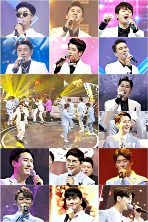 'Call Center of Love' TOP 7 X Active 7, Application Songs Confrontation Jang Min-ho'read and don't read' stage released