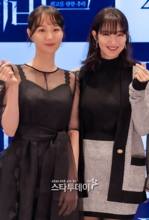[Photo] Shin Min-ah and Lee Yoo-young, a different beauty