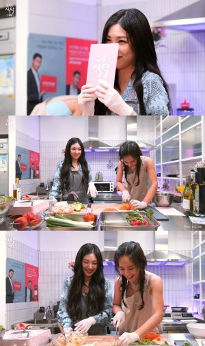 'Yuri's Table' Tiffany shares a light and healthy vegetarian-based brunch recipe