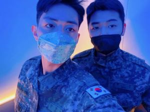 """'Date of two o'clock' Lee Jung-shin x Kang Min-hyuk """"I served as a barber in the military... It was fun"""""""