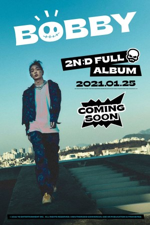 iKON BOBBY confirmed regular comeback on the 25th... 3 years and 4 months