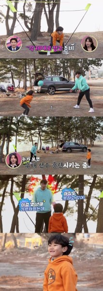 """'Mom Café' Lee Dong-guk """"Son's dream of being a big football player"""""""