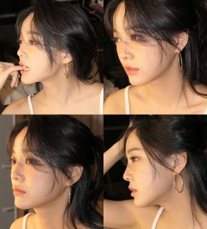 Kim Se-jung, the beauty of her comeback ahead of her...