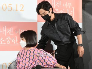 """'You're so precious to me' Jin Gu """"It's honor to me work with child Actress Jeong Seo-yeon"""""""