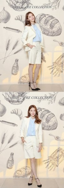 Cha Ye-ryun, perfect suit fit 'Intellectual beauty explosion'