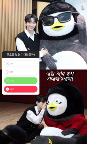 """Will Pengsoo collaborates with 2PM Junho's House... """"How many minutes did you wait for Junho?"""""""