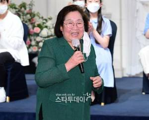 Kim Eul-dong honored her late father, with the film'Boy Kim Doo-han'